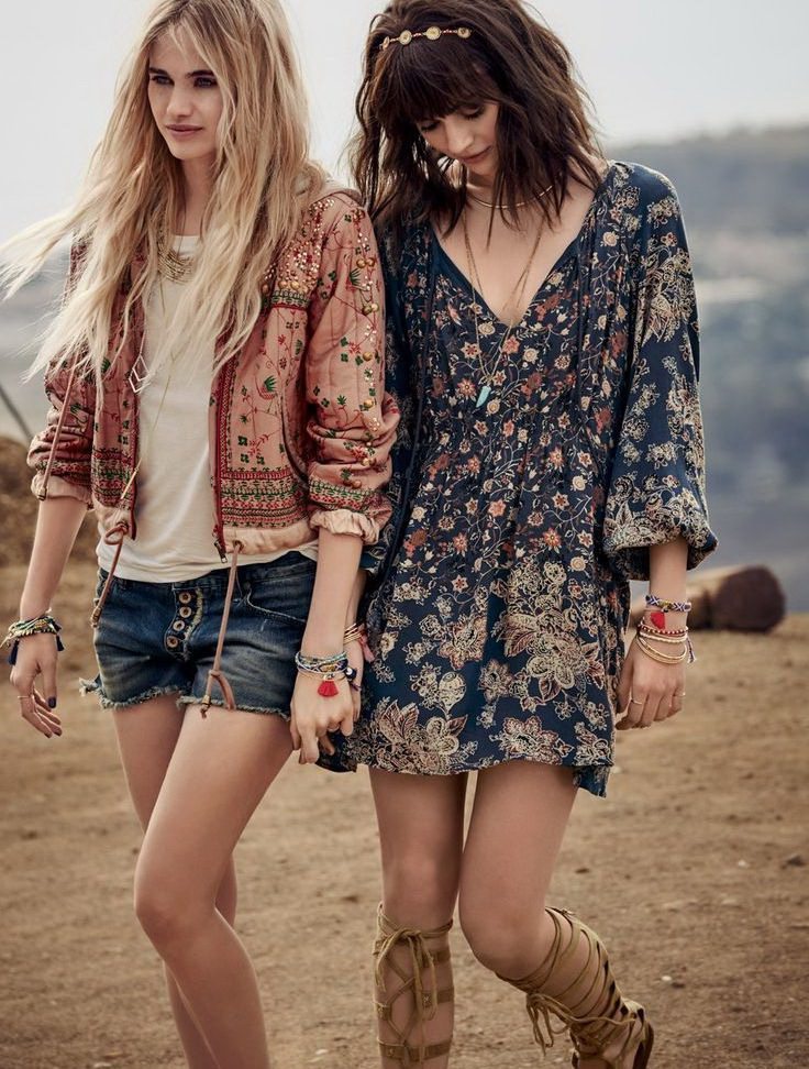 A Guide To Wearing Bohemian Style 2020