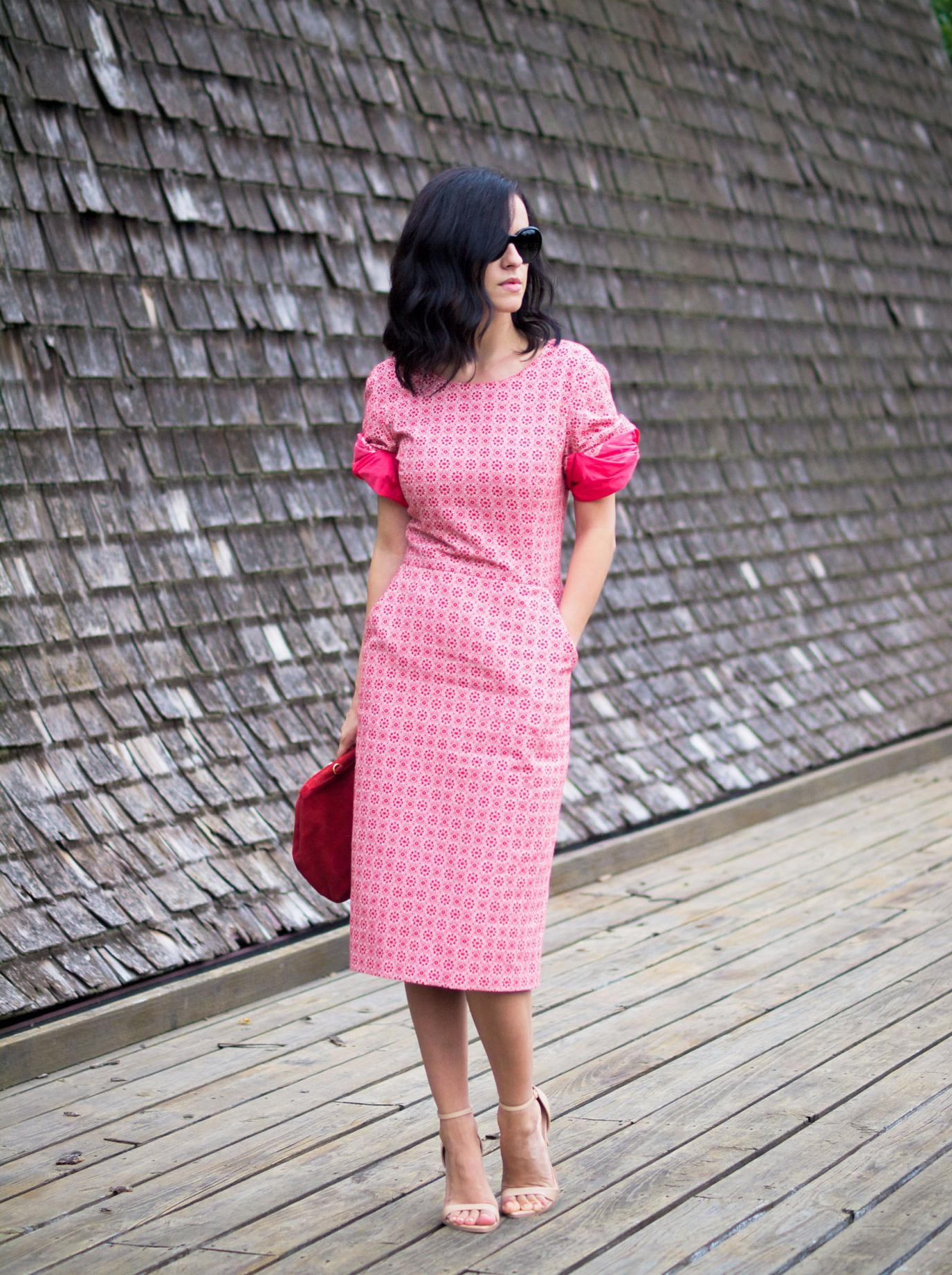 What To Wear With Pink Dresses 2021