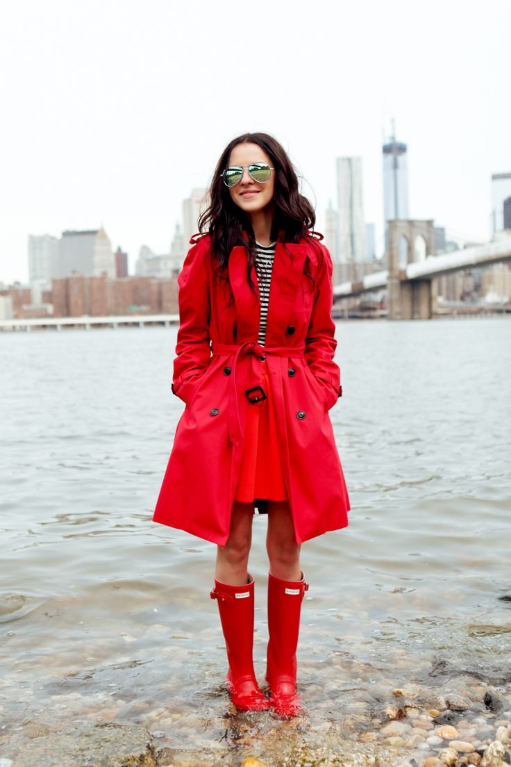 15 Ways To Style Your Rain Boots (Outfit Ideas) 2019