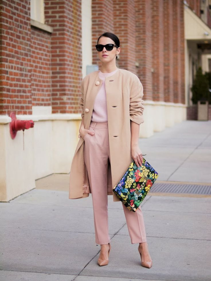 Pink Coat Outfit Ideas 2021