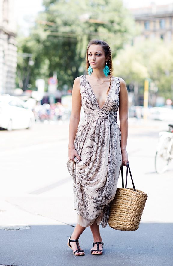 Summer Maxi Dresses Styles 2020 | FashionTasty.com