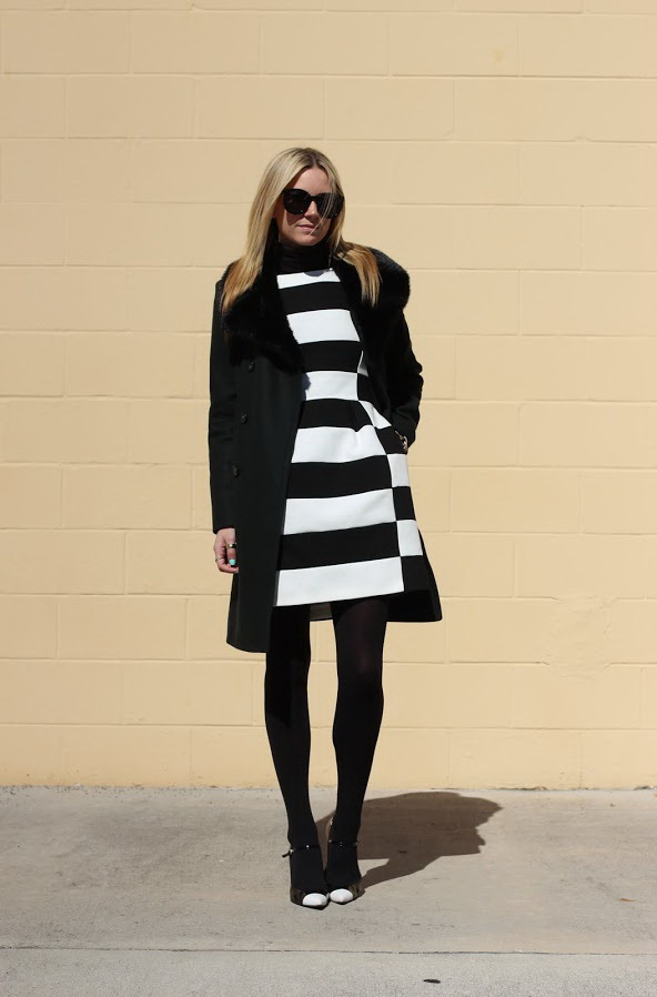 Black Coats Styles For Women 2021