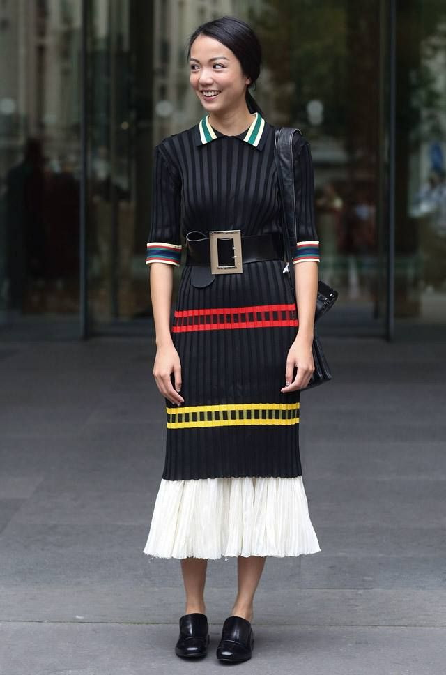 Fancy Dresses - Street Style Inspiration 2019