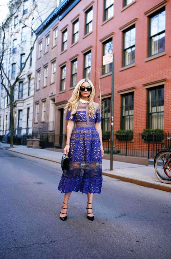 How To Wear A Lace Dress 2019