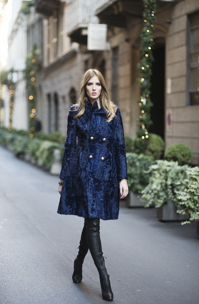 15 Ways to Style a Blue Coat 2020