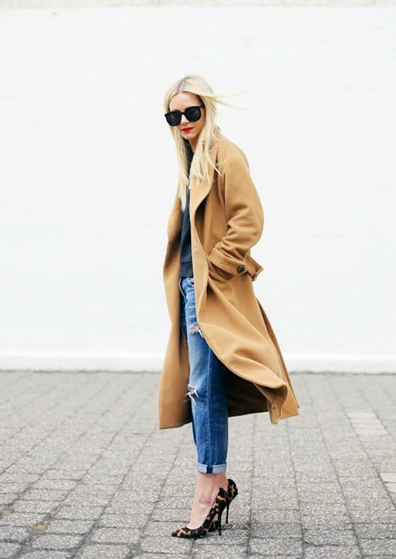 34 Ways to Wear a Classic Camel Coat This Fall 2021