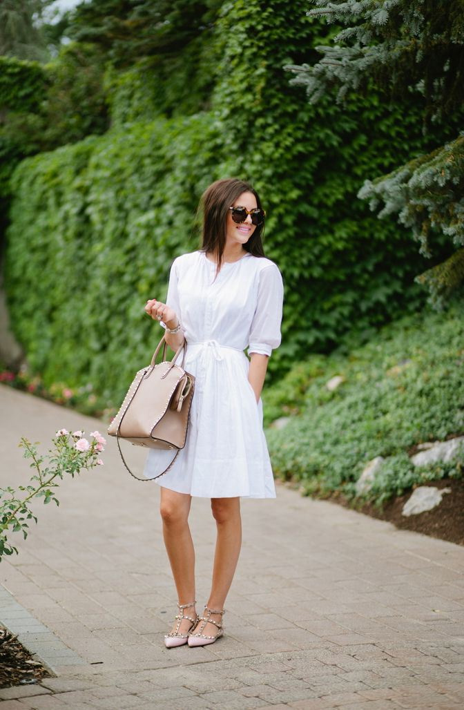 How To Wear: Shirt Dresses 2020