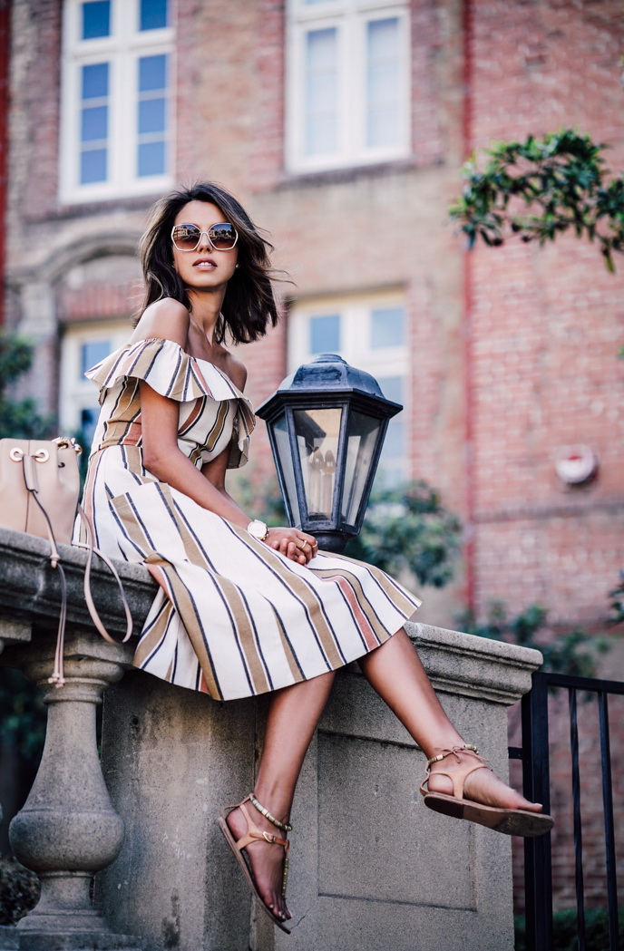 How To Wear Dresses With Gladiator Sandals 2020