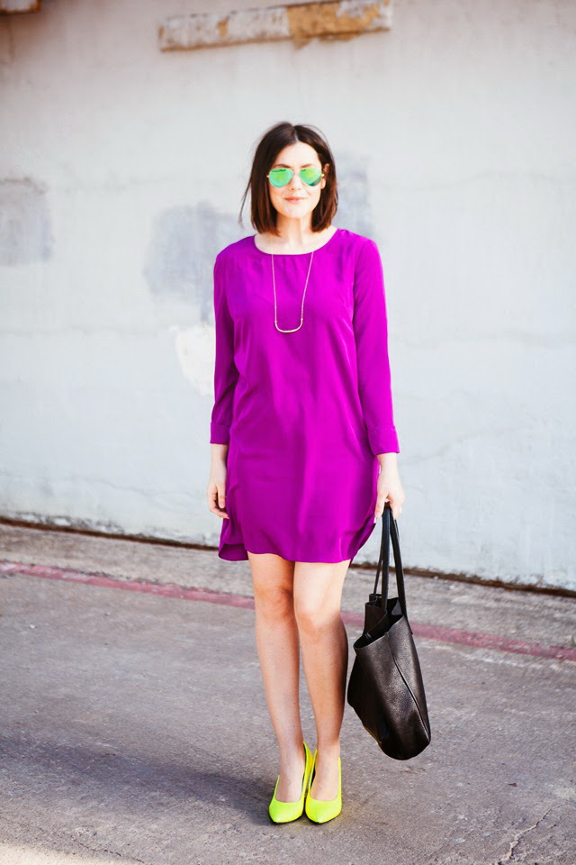 Bright Color Dresses 2019