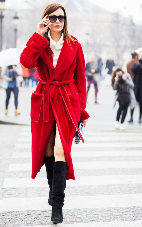 How To Style: Robe Coats For Women 2020