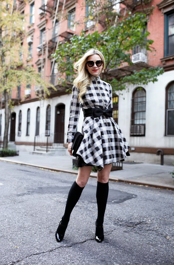 Plaid Dresses Style Inspiration 2020