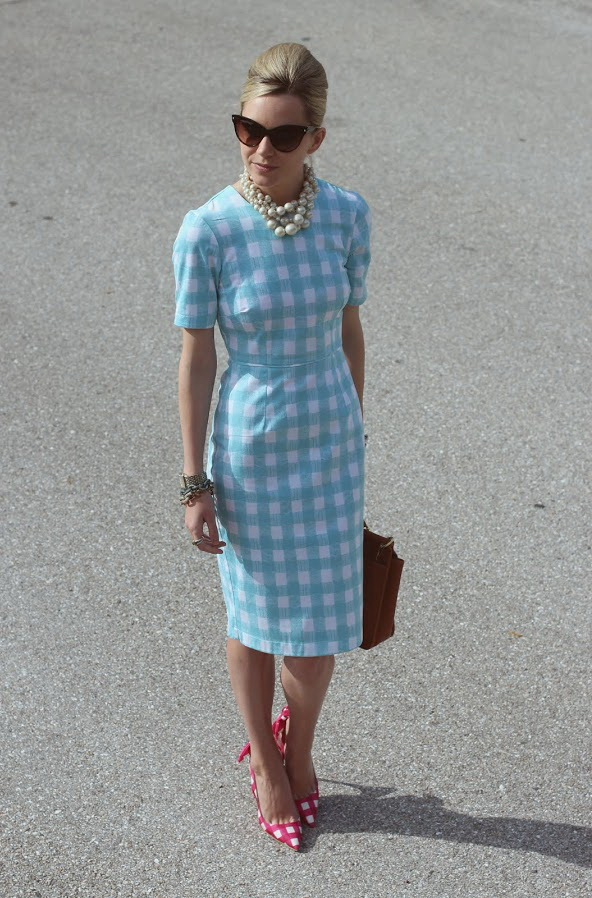 Plaid Dresses Style Inspiration 2021