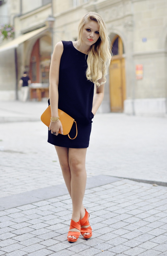 Blue Dresses Outfit Ideas 2019