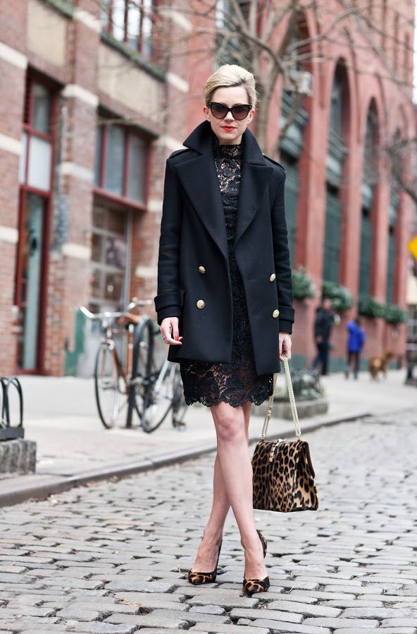 How To Wear A Lace Dress 2020