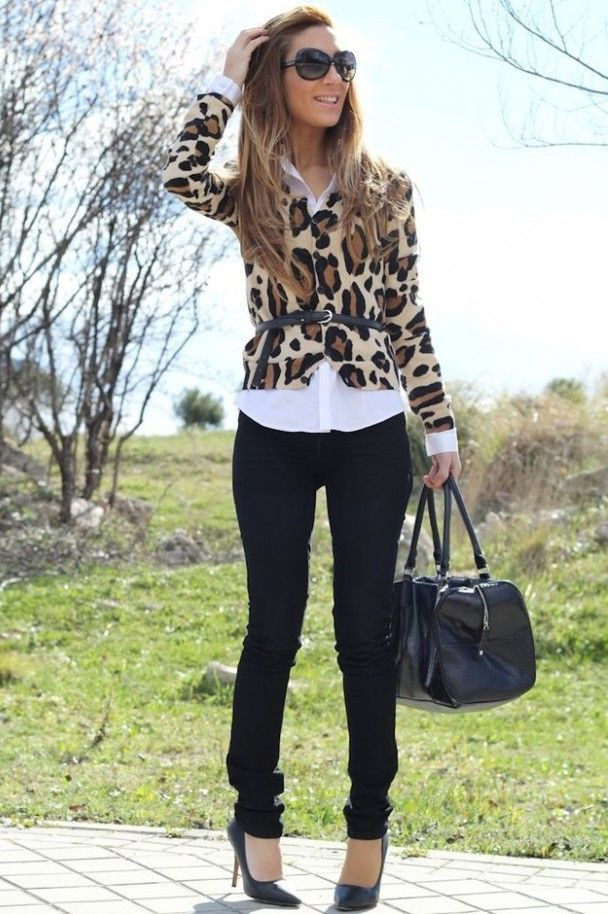 How to Wear Animal Prints 2021