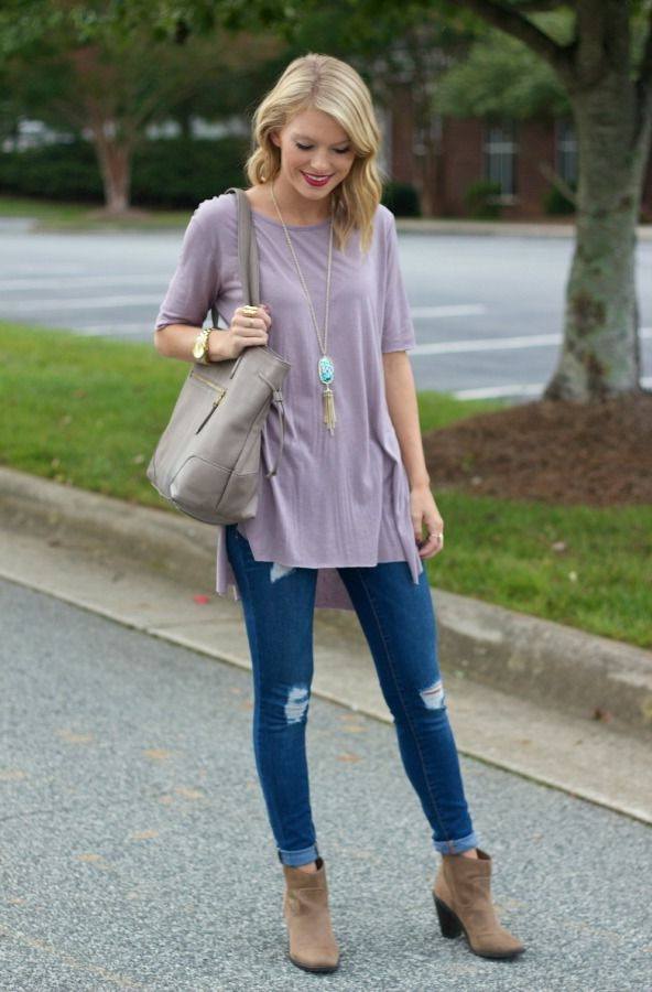 Purple Jeans Women