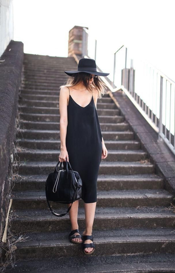 Casual Black Dresses 2019