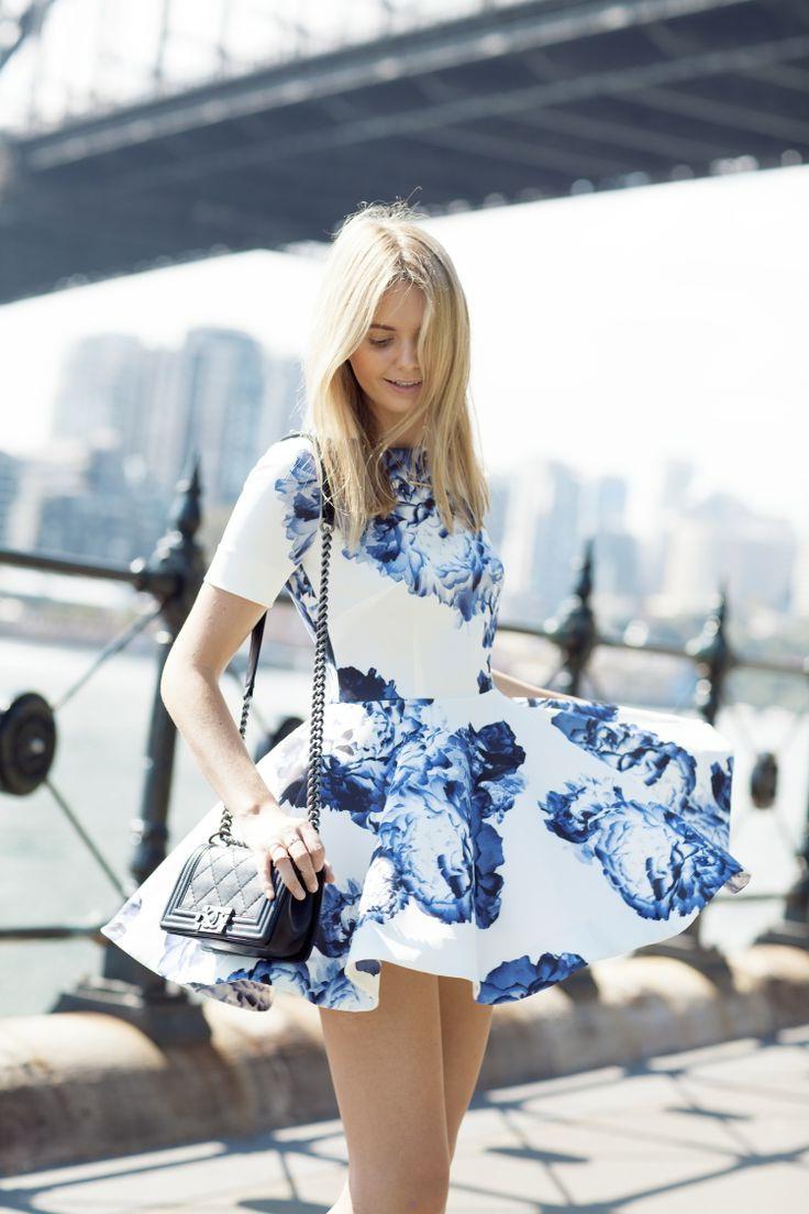 Everyday Floral Print Dresses 2017