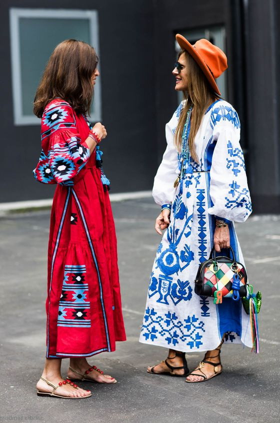 Bohemian Chic Dresses 2021