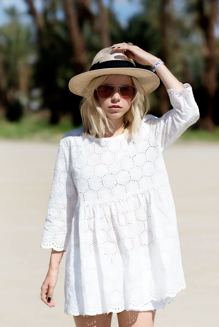 How To Wear A Boho-Chic Dress 2019