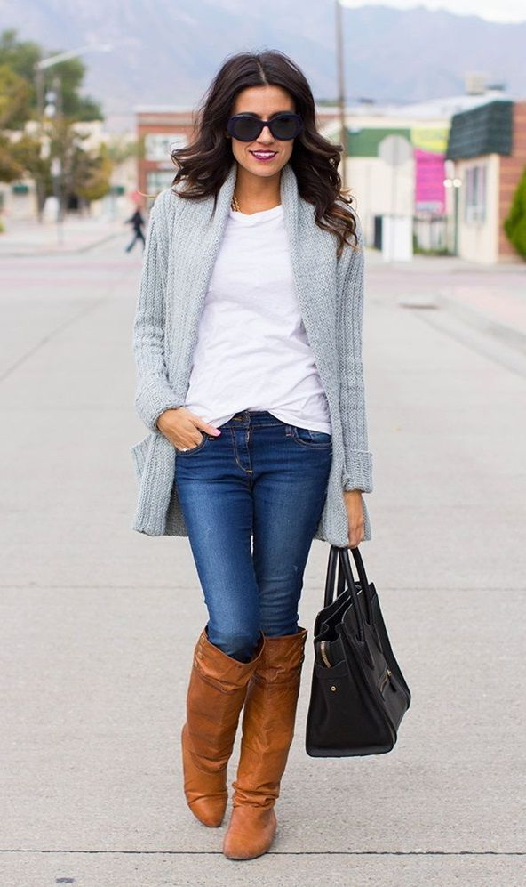 25 Fashion Tips For Looking Fabulous In Tall Boots 2021