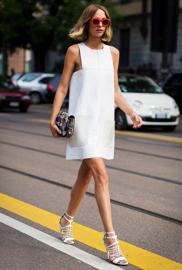 How To Style A Shift Dress 2021