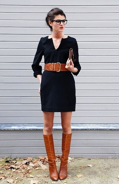25 Fashion Tips For Looking Fabulous In Tall Boots 2018 | FashionTasty.com