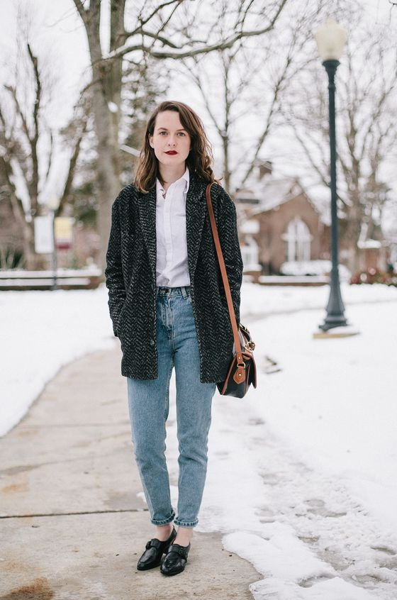 New And Stylish Ways To Wear A Cardigan Sweater This Winter 2021