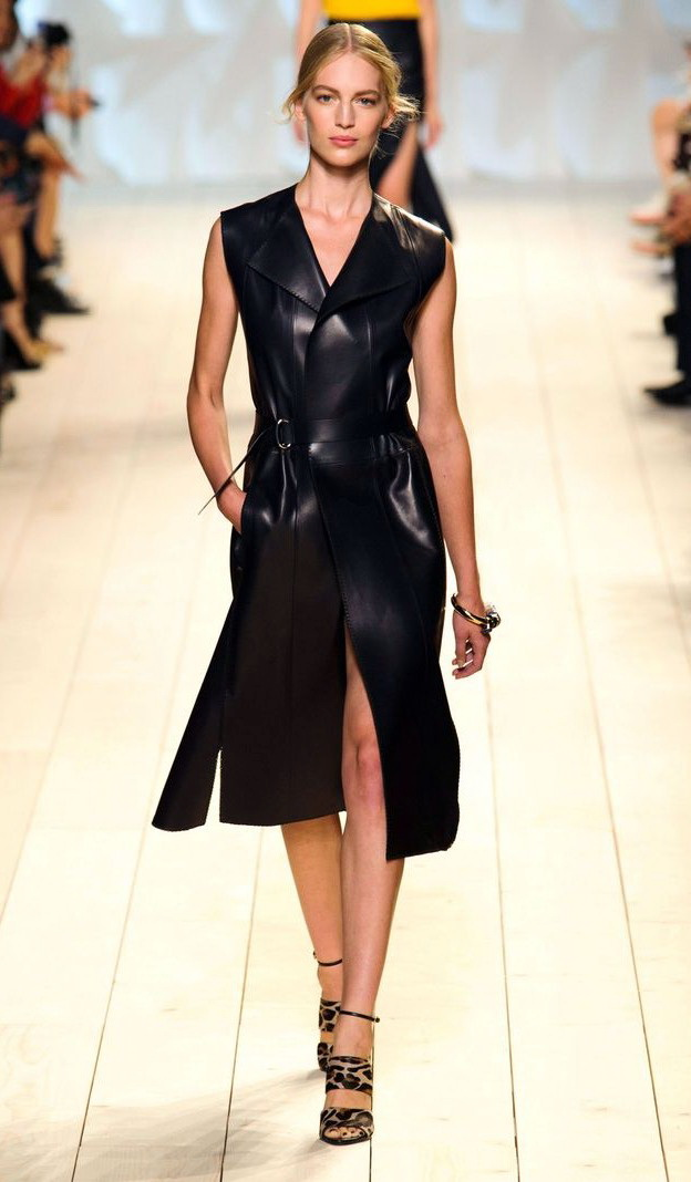15 Ways To Style A Leather Dress 2021