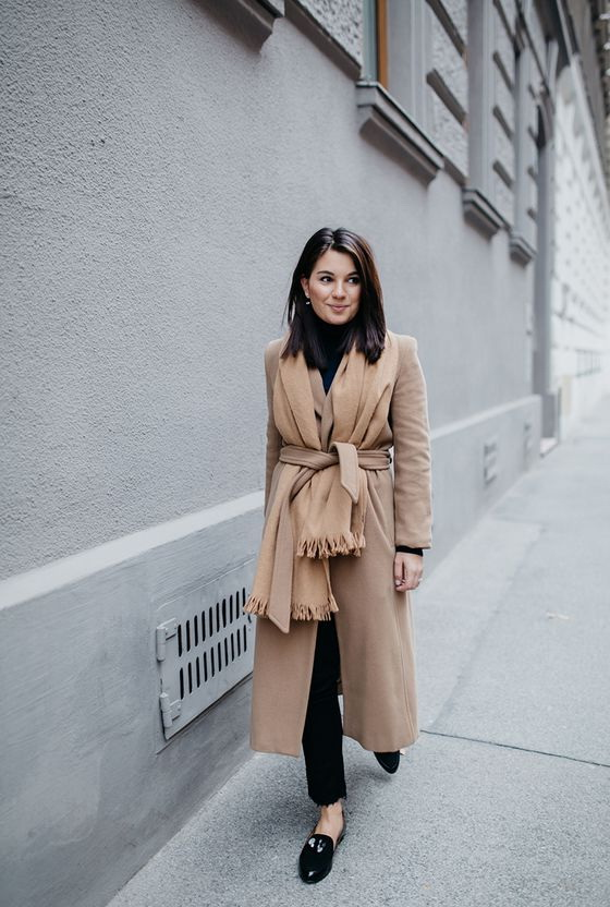 Long Coat Styles For Women 2021