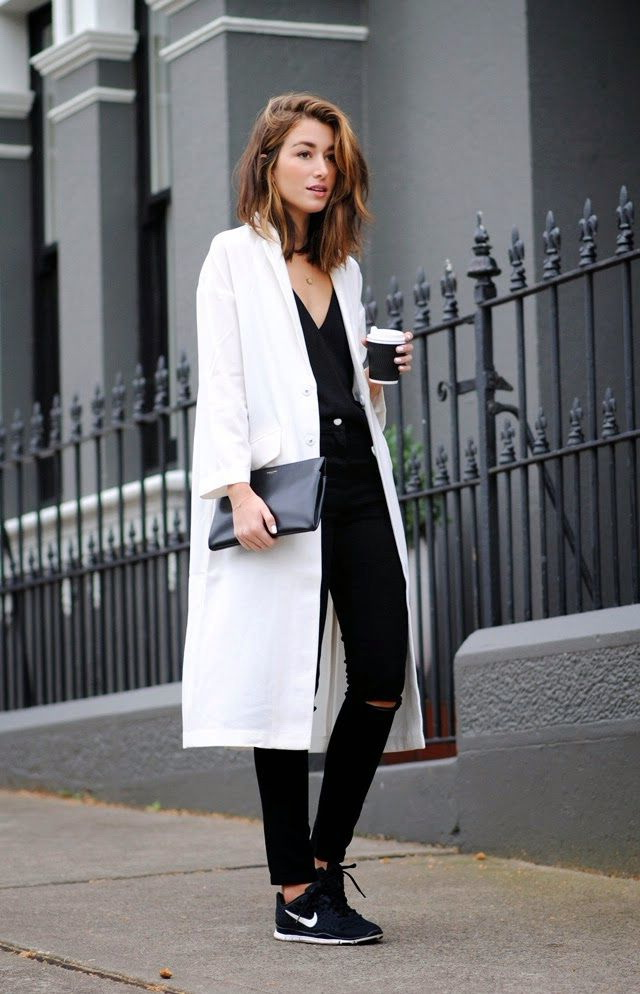 How to Wear: Black & White Outfits 2021