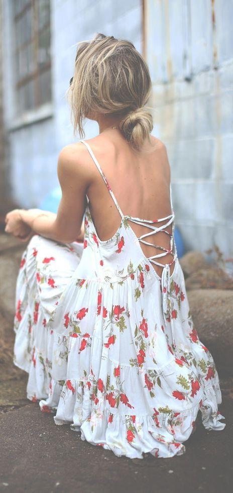 Everyday Floral Print Dresses 2019