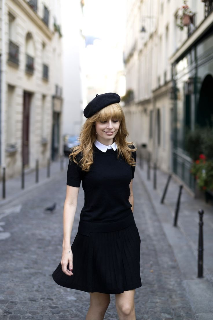 How To Wear a Beret - Parisian Style Inspiration 2021