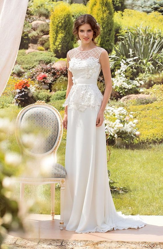 25 Cutest Modern Wedding Dresses Ideas 2021