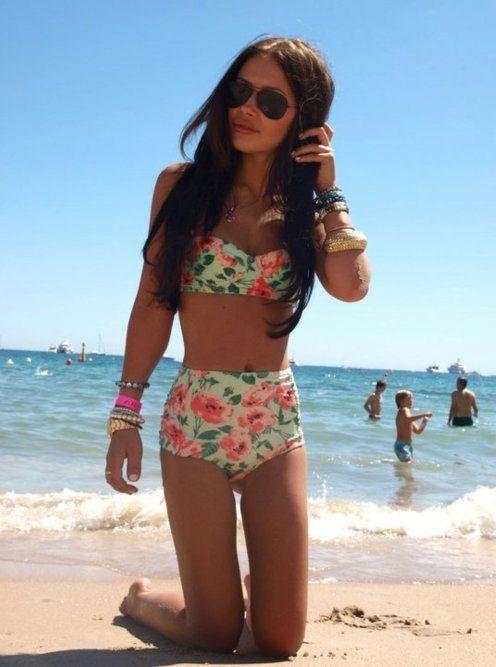 Cute Printed Bikinis 2021
