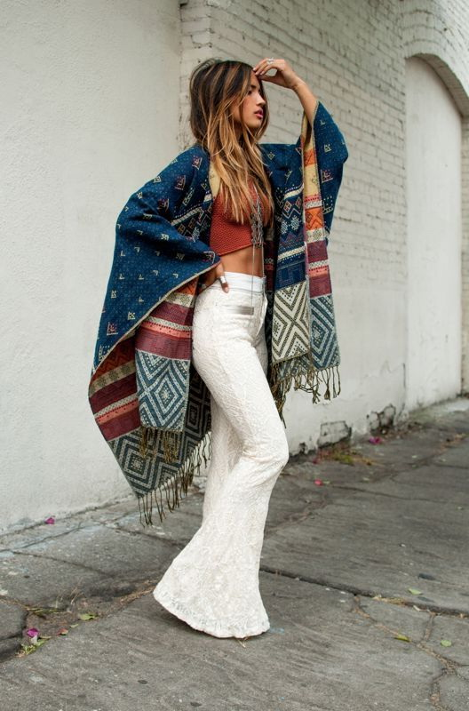 A Guide To Wearing Bohemian Style 2021