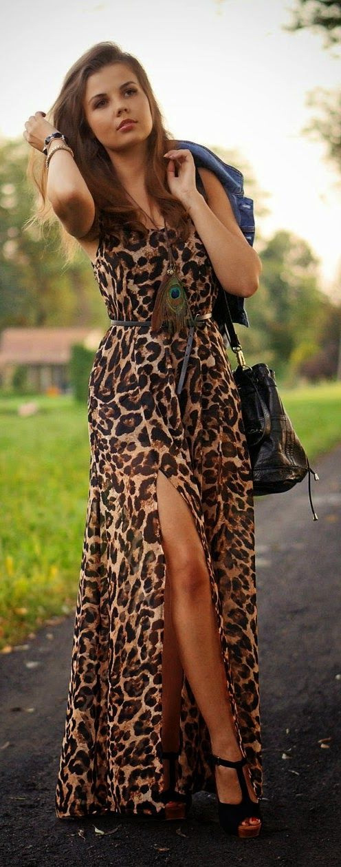 Casual Printed Dresses 2021