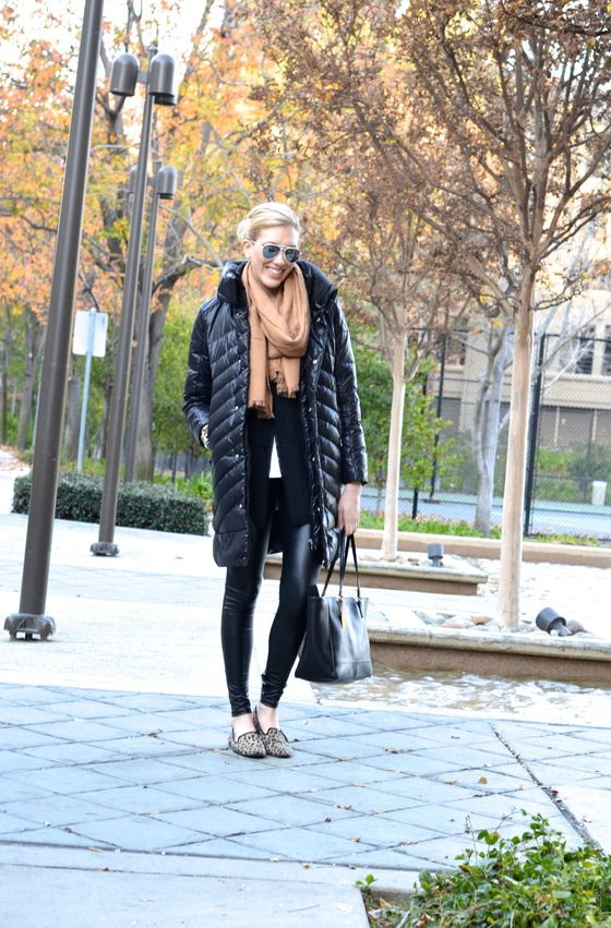 15 Style Tips On How To Wear Puffer Coats 2020