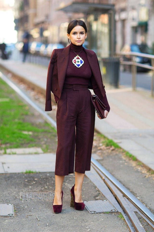 How To Wear Culottes 2019 Fashiontasty Com