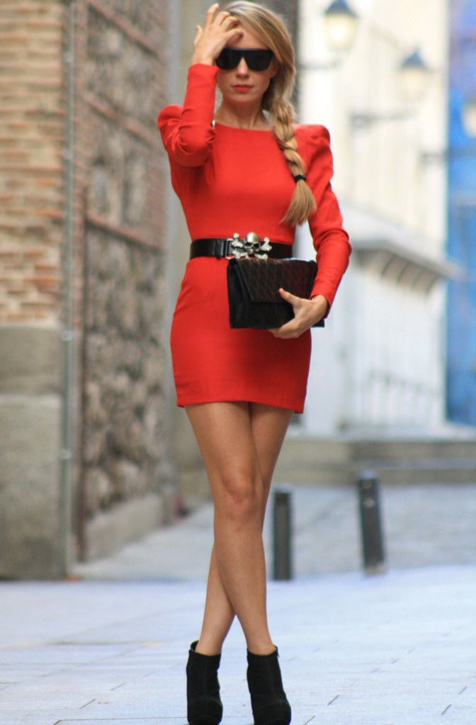 Long Sleeve Dresses Style Inspiration 2017