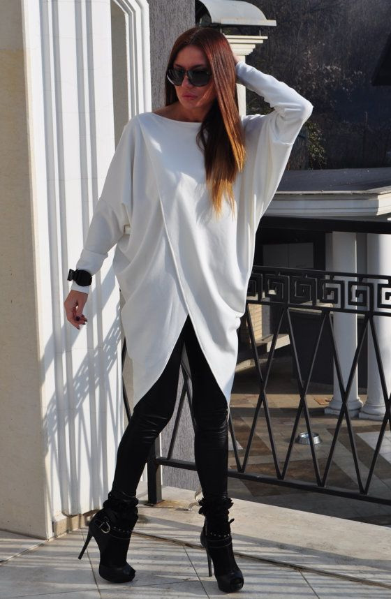 How to Wear: Black & White Outfits 2019