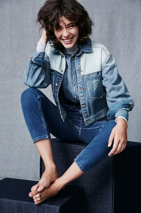 Double Denim Is Back In Fashion 2021
