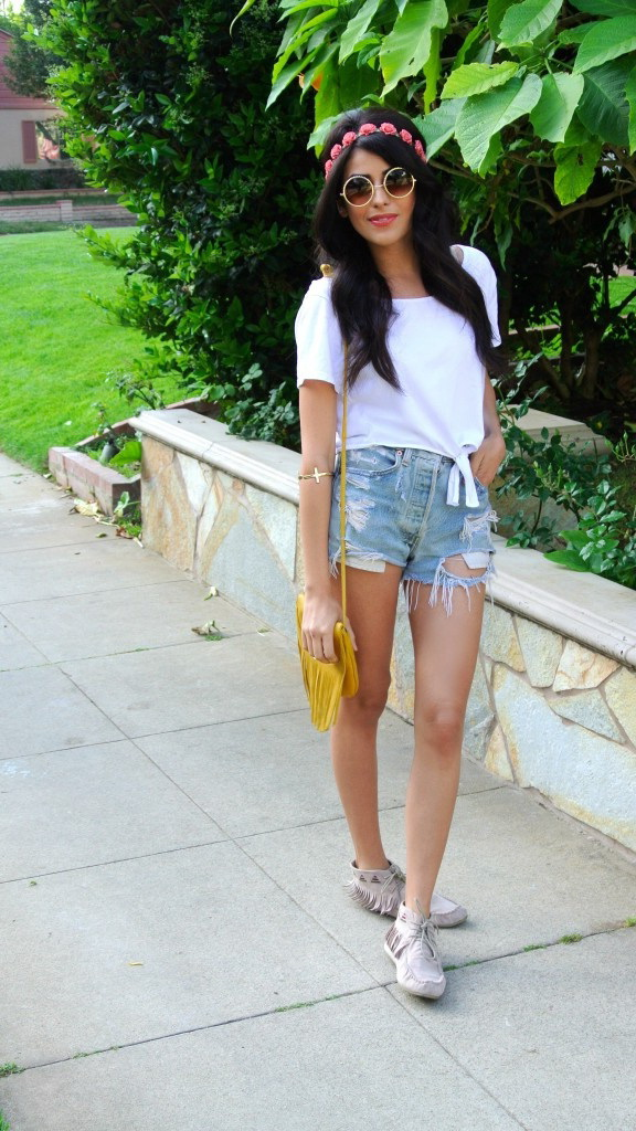How To Wear: Denim Shorts for Women 2019
