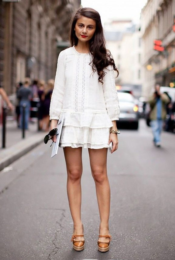 How To Wear All White Outfits This Year 2019