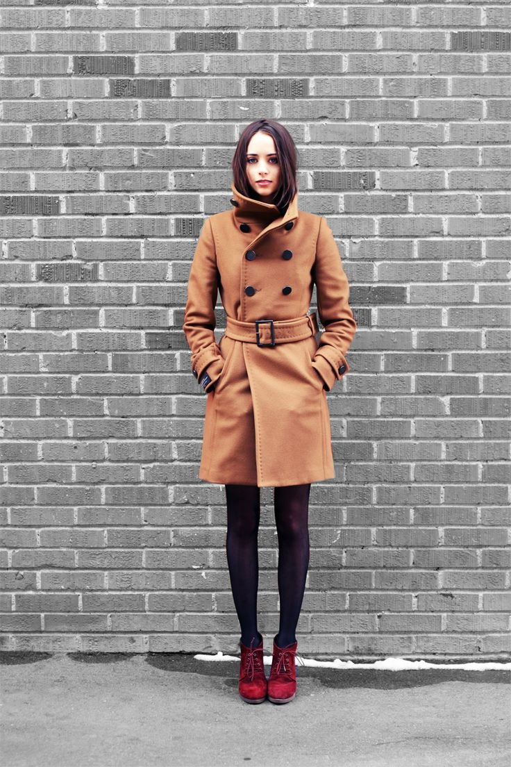 Belted Coats For Women 2017
