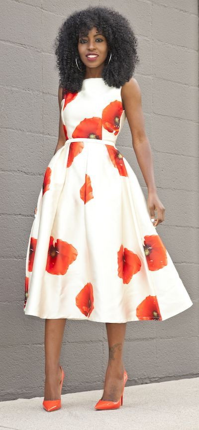 Printed Dresses For Parties 2021