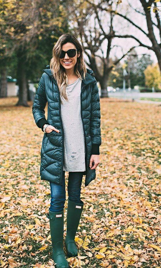 15 Style Tips On How To Wear Puffer Coats 2021