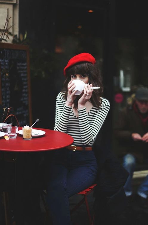 How To Wear a Beret - Parisian Style Inspiration 2019