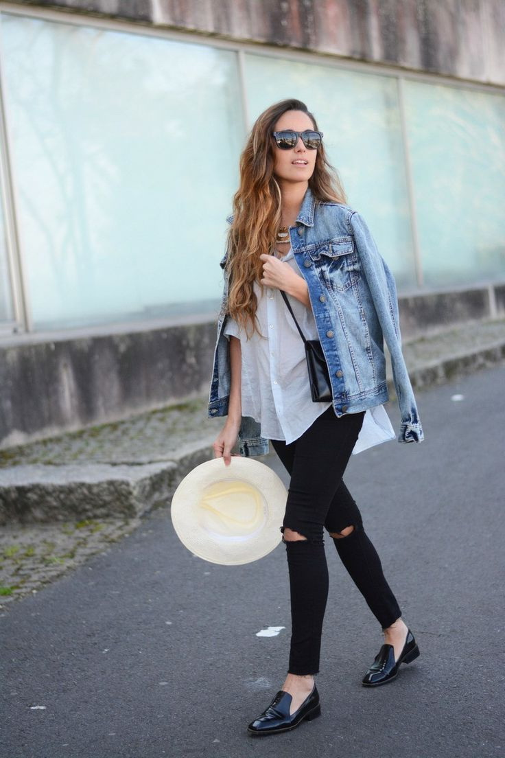 Casual Jeans Outfit Ideas 2017