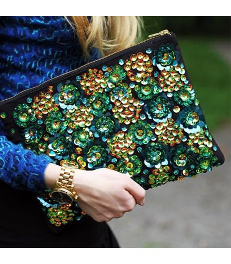 Street Style: Fancy Clutches 2021